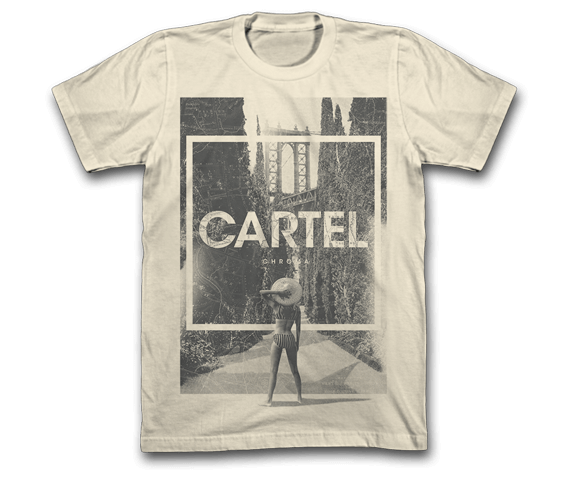 Cartel - Collage Tee