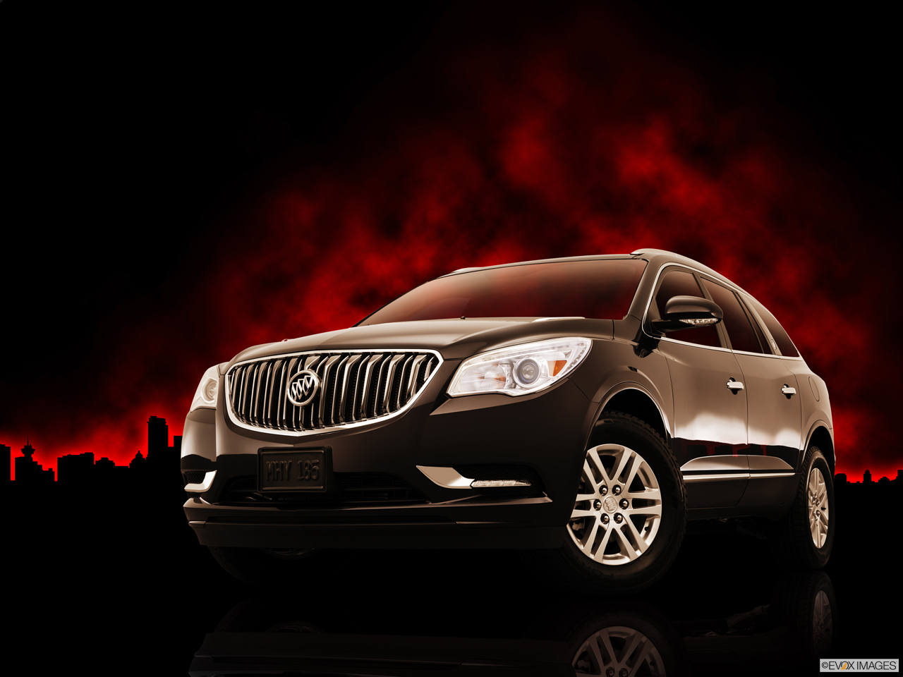 buick serving motors angel cxl used fwd enclave at inc detail battery