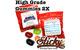High Grade Gummies Double Dose