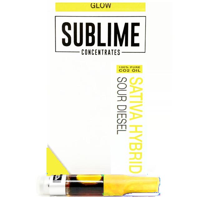 Sublime Cartridge Sour Diesel (500Mg)-S