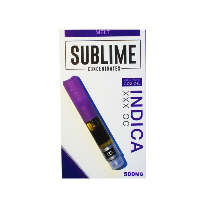 Sublime Cartridge XXX OG (500Mg)-I