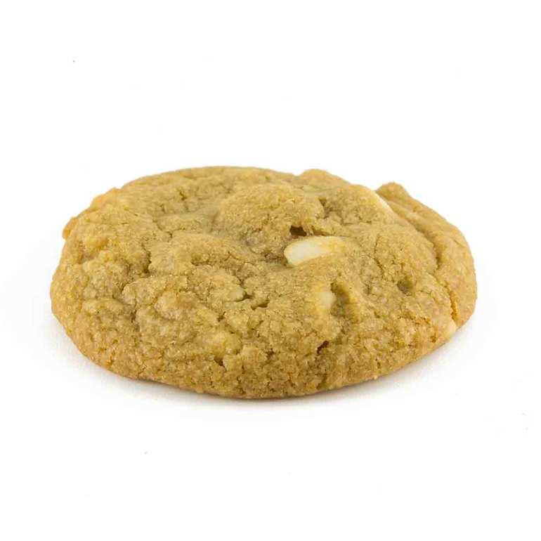 Clarified White Choc Macadamia Cookie (80 Mg)
