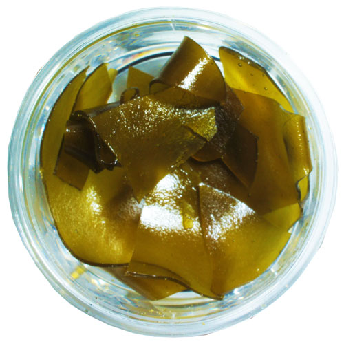 FireWater Lemon AK Rosin Shatter (Premium Wax)