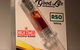 (Good Life) RSO Amber 1 G Syringe