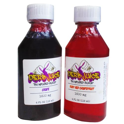 Derb Juice (1,600 MG THC)