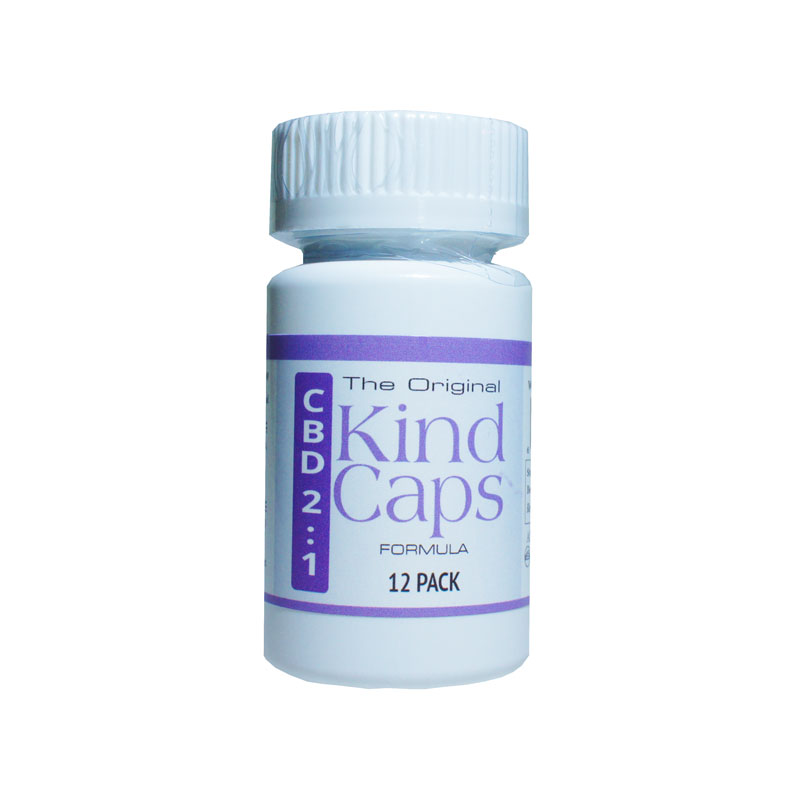 Kind Caps CBD (12pk)