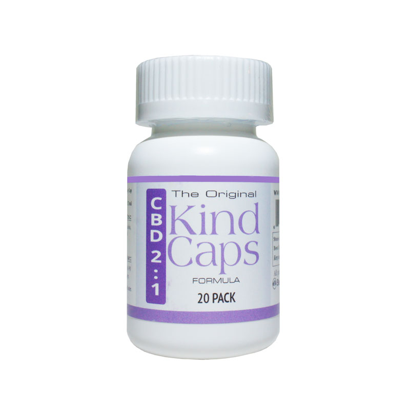 Kind Caps CBD (20pk)