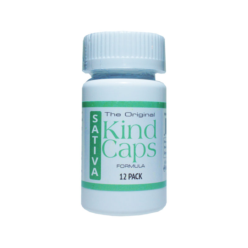 Kind Caps SATIVA (12pk)