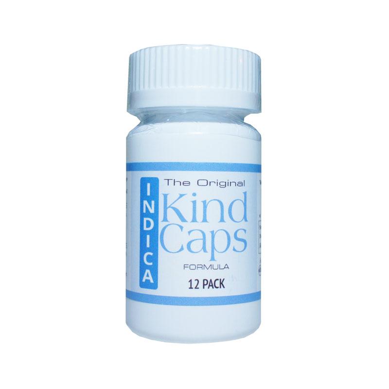 Kind Caps INDICA (12pk)