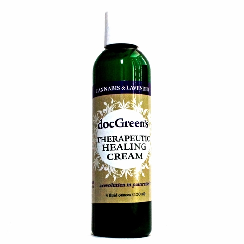 Doc Green's Healing Cream 4oz (Large)