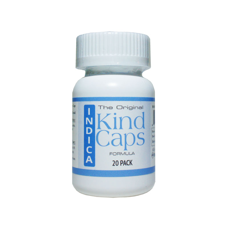 Kind Caps INDICA (20pk)