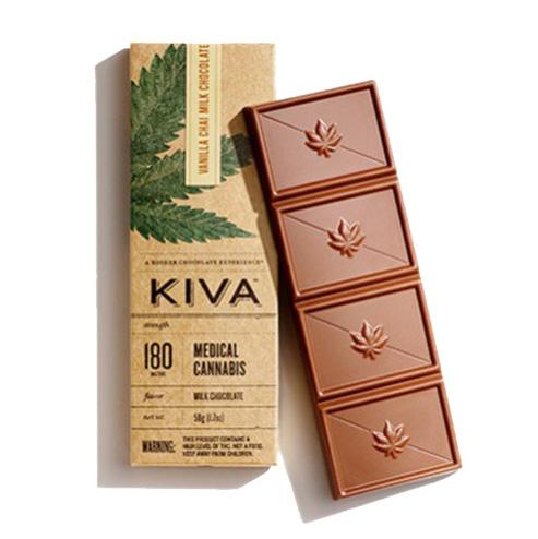 KIVA Vanilla Chai Bar (180 Mg)[ao2]