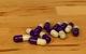 Indica Capsules Purple THC: 14.44mg CBD: 1.22mg