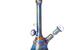 Slanty Shanty x Blazemaster Oil Rig 14mm Fully Worked/ Blue