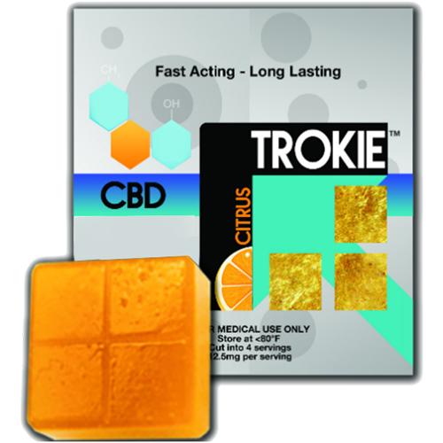 Trokie 1:1 Singles (40Mg of CBD/THC)