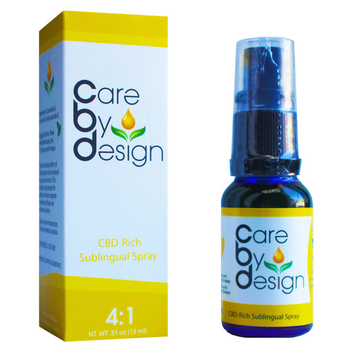 CBD Harmony Spray (4:1 CBD:THC) 15ml