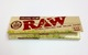 RAW Hemp Connoisseur 1 1/4 Papers W/ Tips
