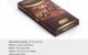 Liquid Gold Almond Nut Toffee Chocolate Bar 210mg