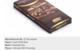 Liquid Gold Utimate Milk Chocolate Bar 210mg