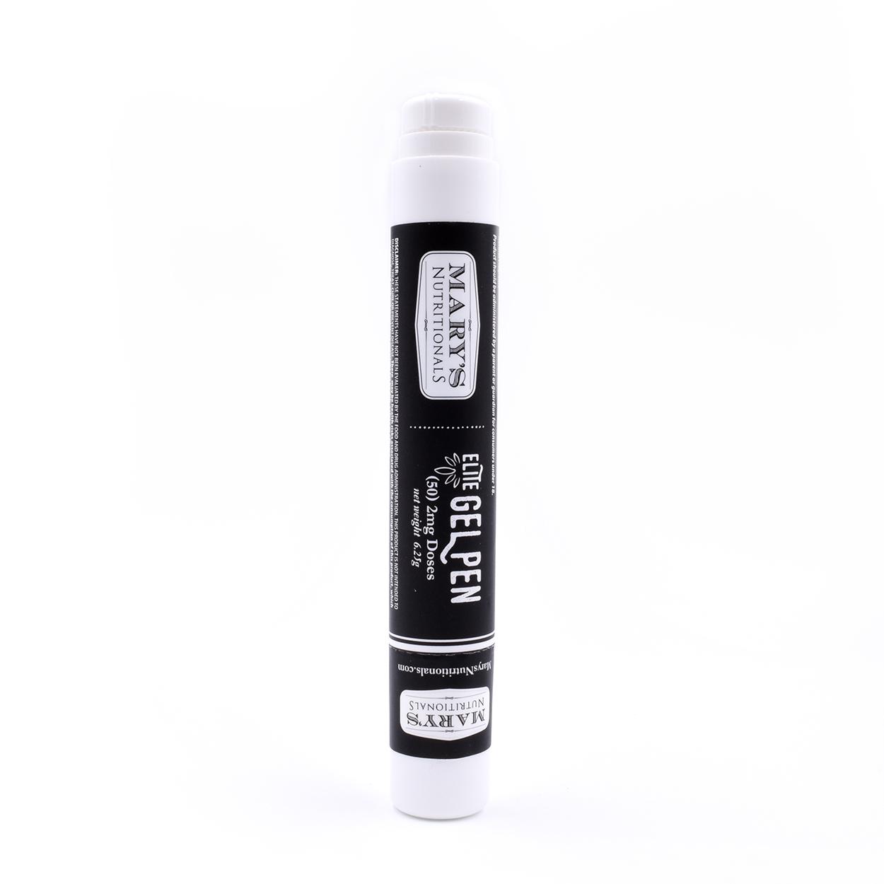 Transdermal Gel Pen CBD (100Mg) 50 x 2Mg