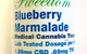 Blueberry Marmalade TIncture (High CBD) 1oz