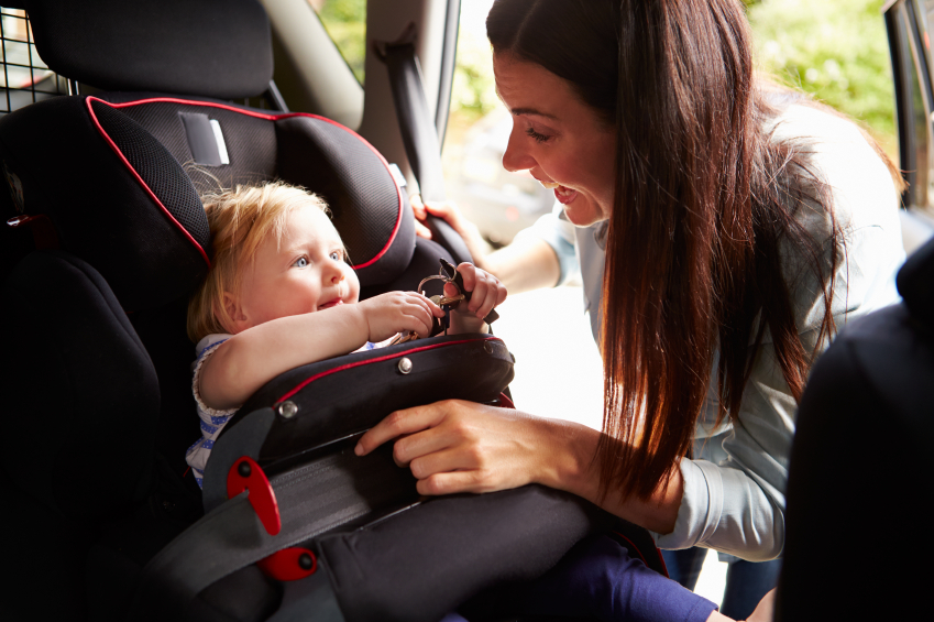 infant car seats installation