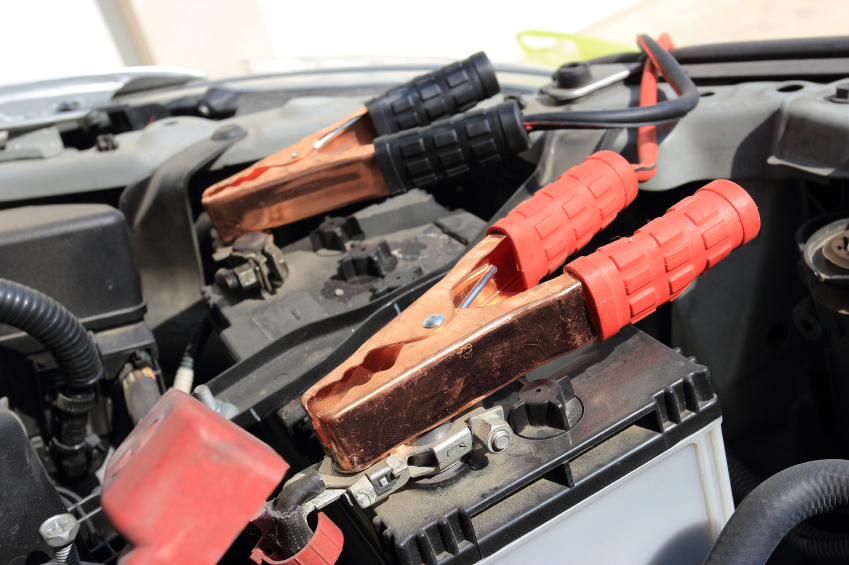 How To Charge A Car Battery Easy Instructions Meineke Blog
