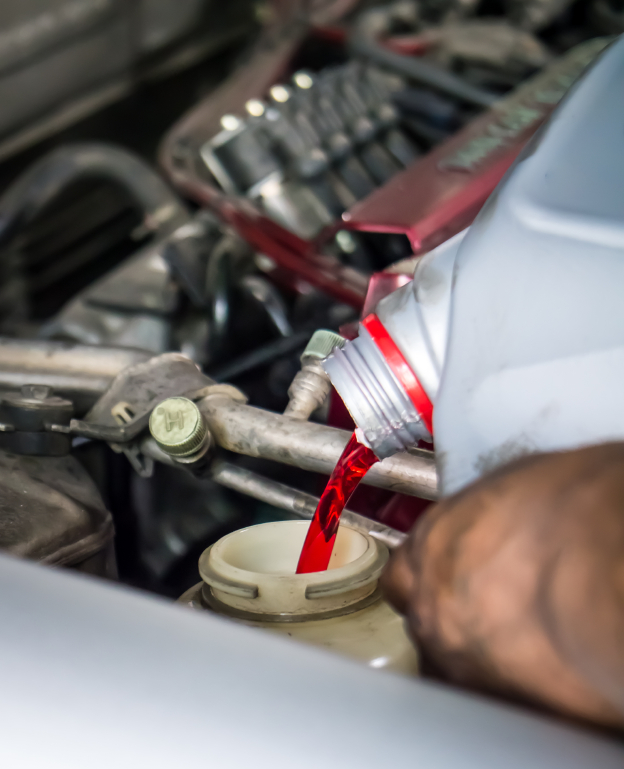 How To Check Automatic Transmission Fluid >> How To Check Transmission Fluid In A Car Meineke