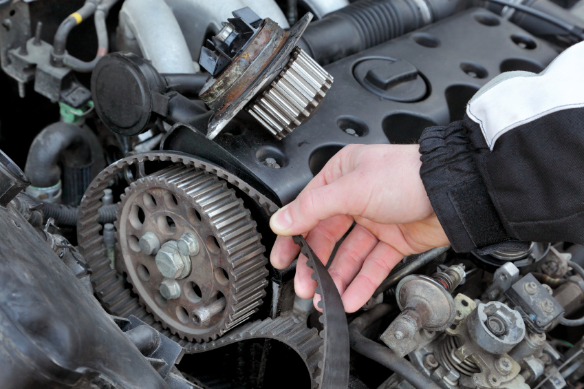 Replace A Timing Belt Replacement Avoids Costly Repairs
