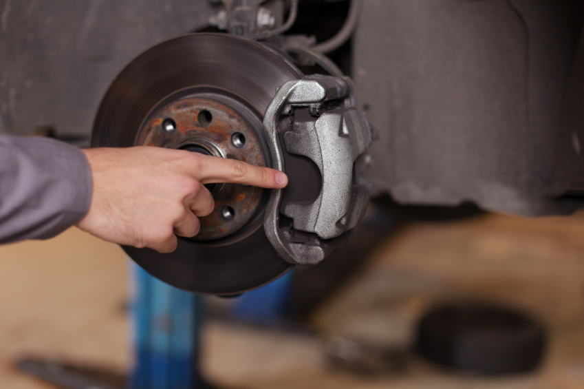 Is it Time to Replace Your Brake Pads?