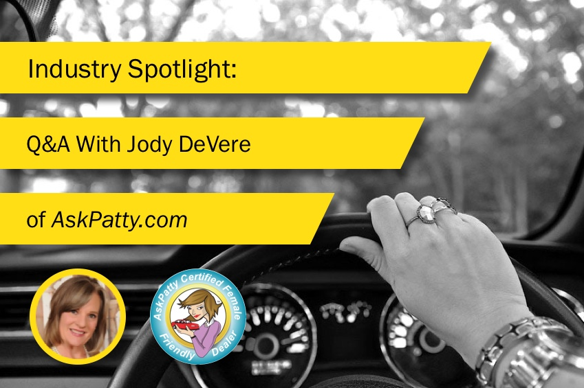 Industry Spotlight: Q&A With Jody DeVere of AskPatty