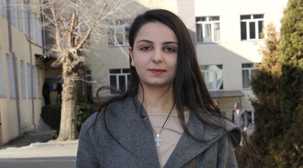 Meline Hayrapetyan