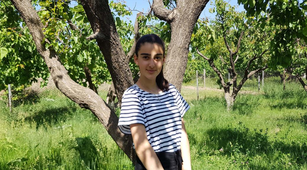 Meri Sargsyan (Aragats)