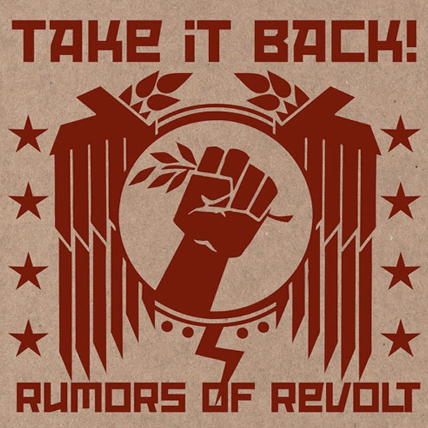 Rumors Of Revolt EP