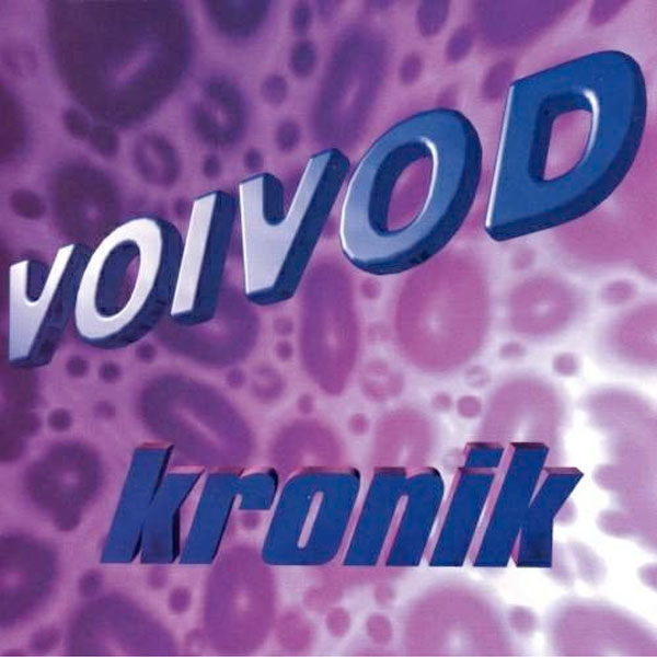 """Voivod """"Kronik"""" CD - IndieMerchstore"""