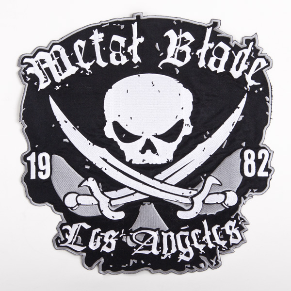 Pirate Logo Backpatch Deluxe