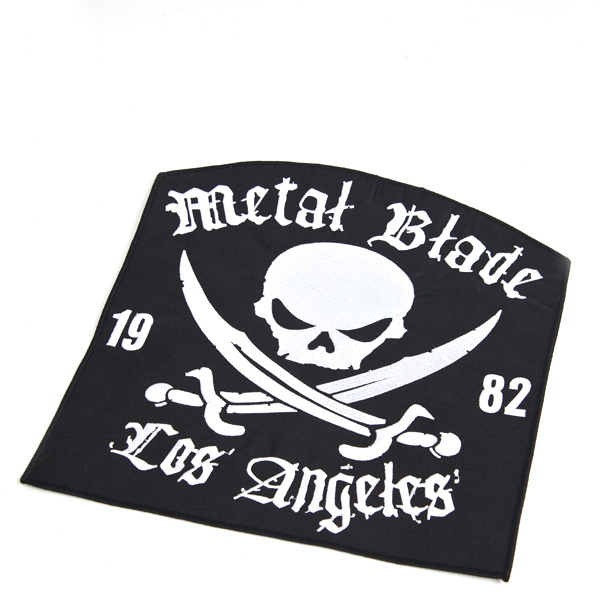 Pirate Logo Backpatch Standard