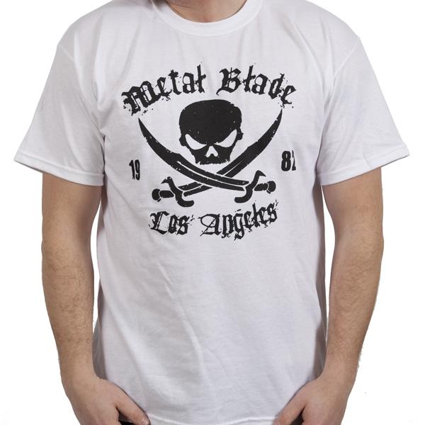 Pirate Logo Black on White