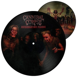 Evisceration Plague (Picture Disc) - Original Pressing