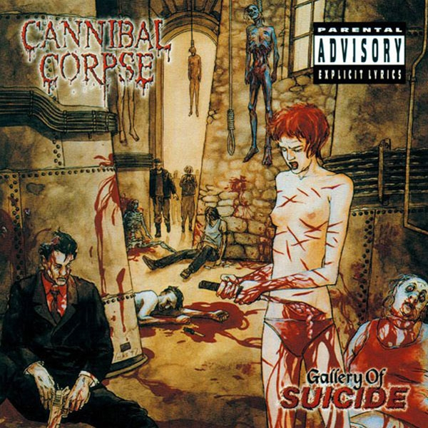 Gallery Of Suicide (Uncensored)