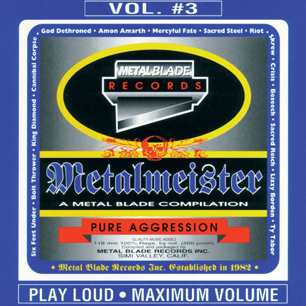 Metalmeister Vol. 3