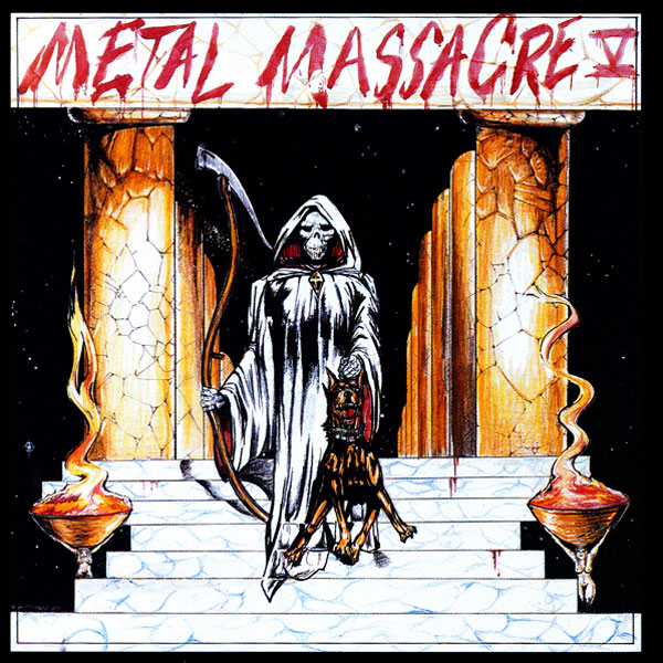 Metal Massacre 5