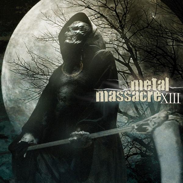 Metal Massacre 13