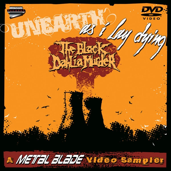 Metal Blade Video Sampler