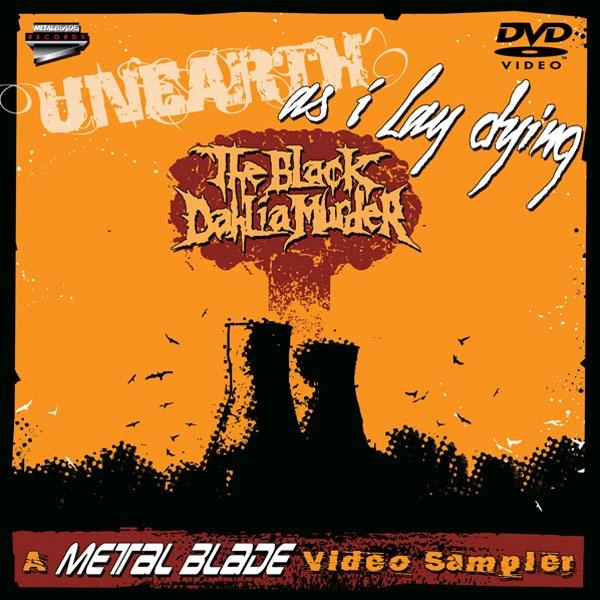 Metal Blade Video Sampler
