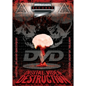 Metal Blade Records Digital Video Destruction