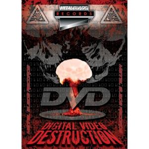 Metal Blade Records Digital Video Destruction