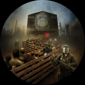 The Harvest Floor (Picture Disc)