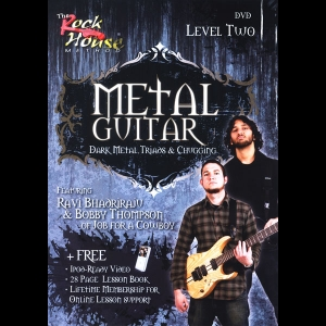 Metal Guitar - Volume Two