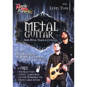 Metal Guitar - Volume Two